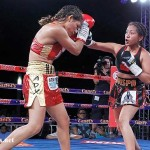 Ortiz & Han Retain Titles in Dominant Fashion