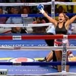 Cordero Retains Interim Title by KO