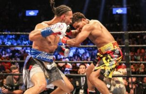 thurman-porter fight