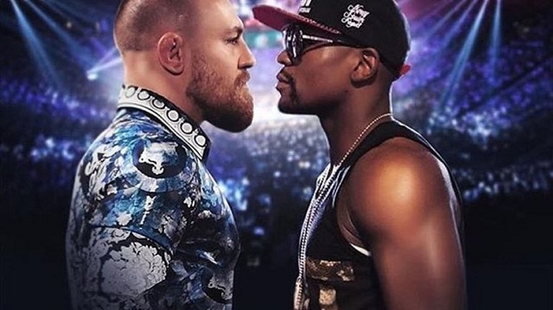 Mayweather vs McGregor- who is your money on?