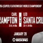 Leo Santa Cruz Settles the Score With Carl Frampton.