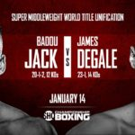 Badou Jack vs. James DeGale: The Boxing Tribune Preview