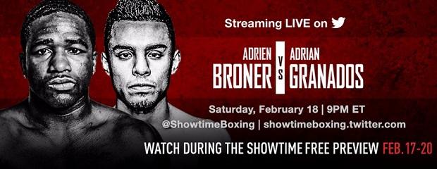 Adrien Broner Outlasts Adrian Granados in Hellacious War