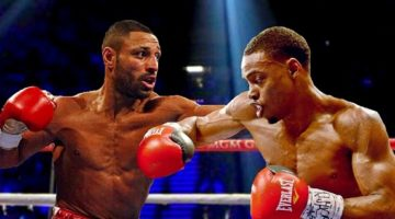 Business be damned! Kell Brook and Errol Spence Jr. come to terms for May title bout
