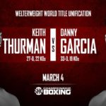 Keith Thurman Defeats Danny Garcia, Unifies Welterweight Titles