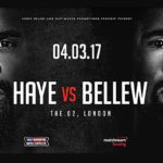The Bomber Makes Haye in London