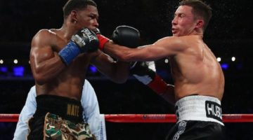 The Boxing Tribune – At The Fights! Golovkin vs Jacobs