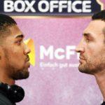 Anthony Joshua vs. Wladimir Klitschko: The Boxing Tribune Preview