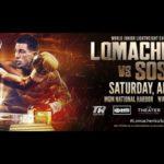 Vasyl Lomachenko Takes Time, Crushes Jason Sosa
