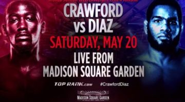 Terence Crawford vs. Felix Diaz: The Boxing Tribune Preview