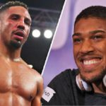 Andre Ward vs Anthony Joshua: A Possible Heavyweight Bout