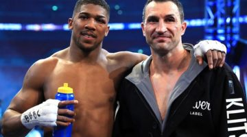 Will Anthony Joshua Appear on the Undercard for Mayweather vs McGregor?