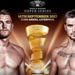 Callum Smith Edges Erik Skoglund