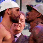 Billy Joe Saunders Decisions Willie Monroe Jr in Dreary Bout