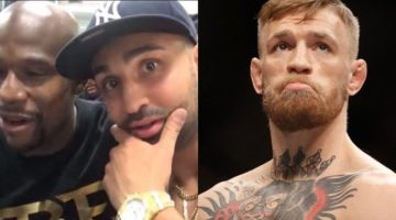 Malignaggi: Fight with Conor McGregor Being Discussed
