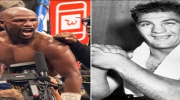 Mayweather Surpasses Rocky Marciano