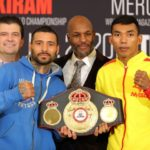 Lucas Matthysse vs. Tewa Kiram Interviews and Fight Preview