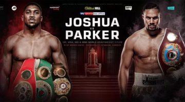 Joshua vs Parker – why Joshua will triumph