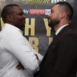 Whyte looks to put on a show in London and demolish Parker