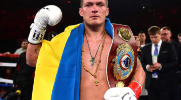 Howard's End: Usyk's Odyssey