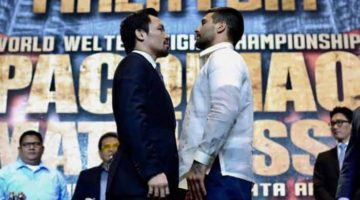 For Better or Worse, The Manny Pacquiao Show Must Go On