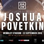 Five best bets for Anthony Joshua vs Alexander Povetkin