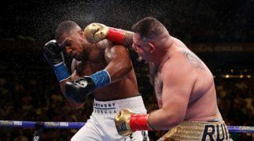 Joshua Still Favored Over Ruiz For Rematch