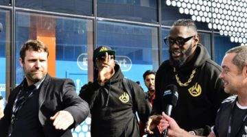 The 10 title defences of Deontay Wilder