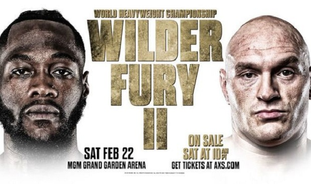 Deontay Wilder and Tyson Fury Prepare For War