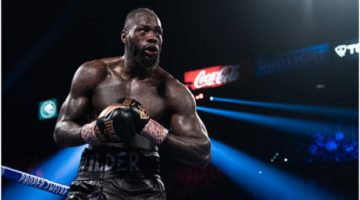Will Deontay Wilder Now Have To Step Aside?