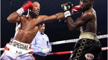 Kell Brook Loses In the Fourth Round To P4P King Terence Crawford