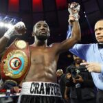 Crawford maintains unbeaten record following landing short odds in victory over Kell Brook